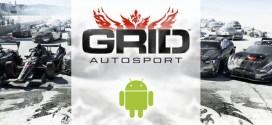 Jeu Mobile : GRID Autosport bientôt disponible sur Android