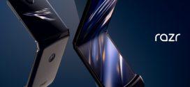 Mobile : Le nouveau MotoRazr se dévoile en vidéo
