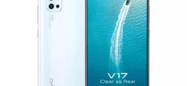 Mobile: Le vivo V17 fait ses premiers pas