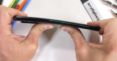 Samsung Galaxy S20 ultra durabilité