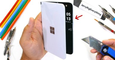 Surface Duo Durabilité