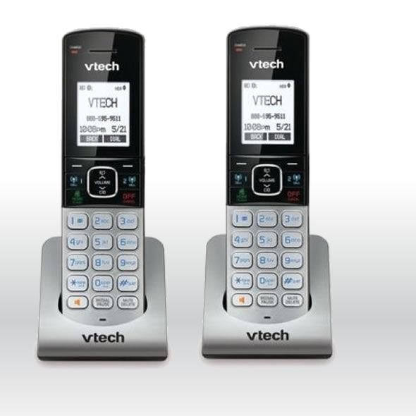 2 - Vtech DS6290 1.9 GHz Cordless Expansion Handset for DS6291 bg