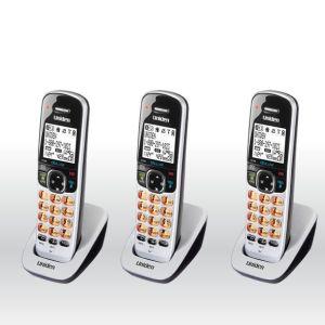 3 - Like New UNIDEN DCX170BT HANDSET for D1780-2BT D1789-4BT CeLLLink BLUETOOTH bg
