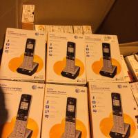 AT&T TL86003 2 Line Connect-To-Cell Caller IDWaiting ID Handset for TL86103-2