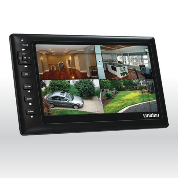Uniden Digital Wireless 7 Replacement LCD Monitor for UDS655 & UDSC15 Cameras