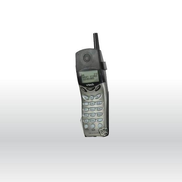 Vtech 20-2420 2 Line 2.4GHz Handset for 20-2431 20-2481 -- No Charging Cradle bg