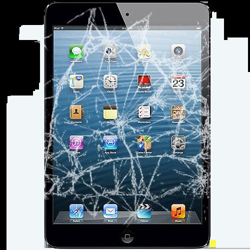 iPad Screen Repairs from 35£