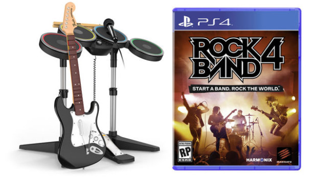 Why is Rock Band 4 So Expensive in the UK?