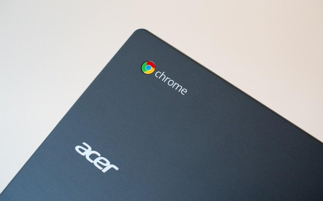Acer C740 Chromebook review