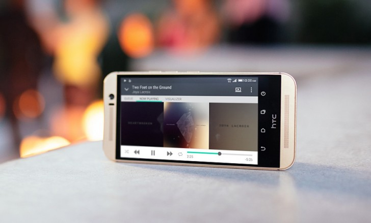 HTC may relaunch the One M9 with a MediaTek chipset