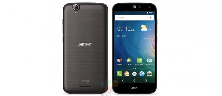 Acer Liquid Z630 and Liquid Z530 leak ahead of announcement