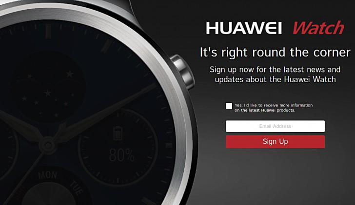 Huawei Watch US launch imminent?