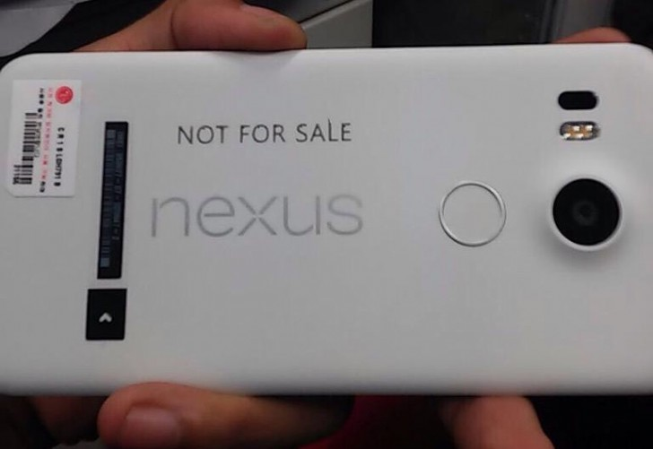 upcoming Nexus smartphone by LG