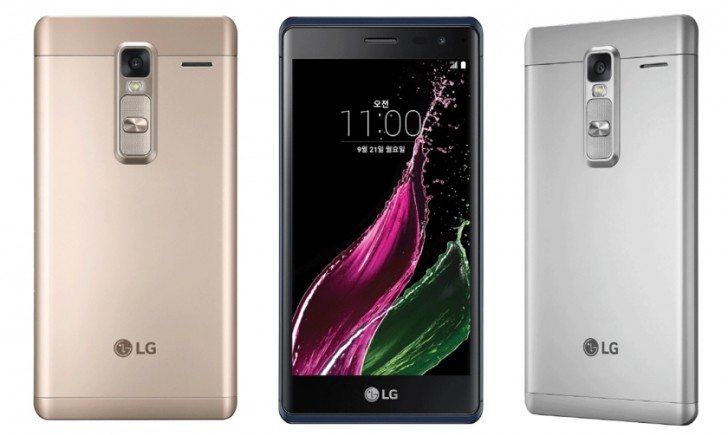 LG Class gets to be official with thin metal case