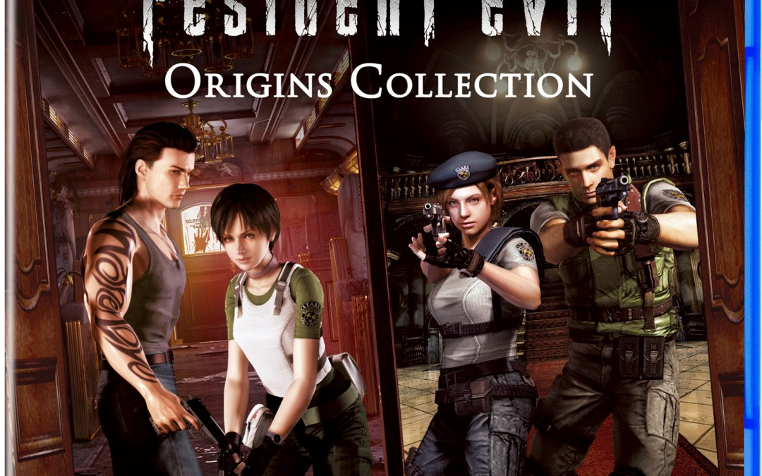 Resident Evil Origins Collection revealed