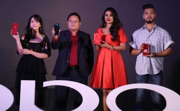 Oppo F7 officially launched in Nepal