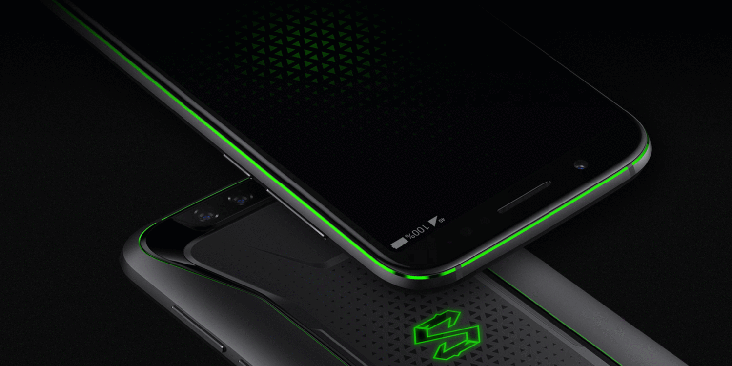 Xiaomi Black Shark gaming phone unveiled: Razor's rival