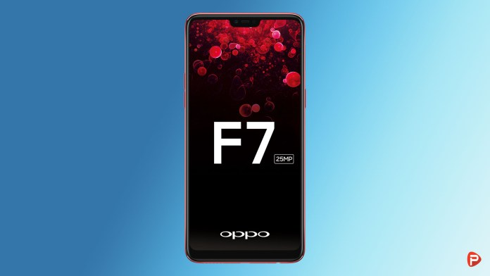 Oppo F7 officially launched in Nepal-oppo-f7-phones-in-nepal