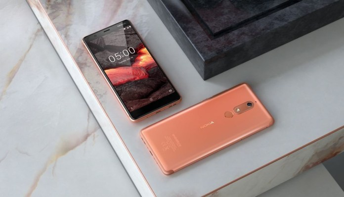 Nokia 5.1 officially launched with Android One