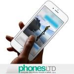 Apple iPhone 6S Silver 16GB