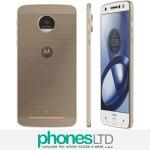 Motorola MOTO Z White / Fine Gold deals