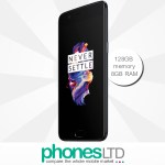 Upgrade to the OnePlus 5 128GB in Midnight Black