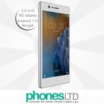Nokia 3 16GB Silver White Deals