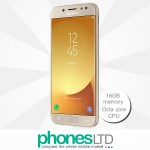 Samsung Galaxy J5 2017 Gold Upgrade Deals