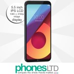 LG Q6 32GB Astro Black Deals