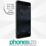Nokia 6 32GB Matte Black Deals