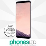 Samsung Galaxy S8 Plus Dual SIM Orchid Grey