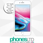 iPhone 8 256GB Silver deals