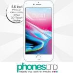 iPhone 8 Plus 256GB Silver deals