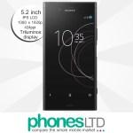 Sony Xperia XZ1 Black deals