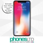 iPhone X 64GB Space Grey deals