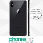 iPhone X 64GB Space Grey contract deals