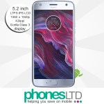 Motorola MOTO X4 32GB Sterling Blue (silver) deals