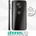 Motorola MOTO X4 32GB Super Black contract deals