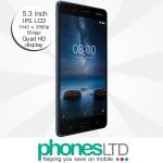 Nokia 8 128GB Glossy Blue deals