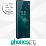 Sony Xperia XZ2 Deep Green Blue deals