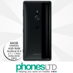 Sony Xperia XZ2 Liquid Black upgrades