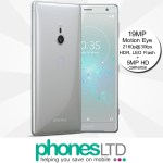 Sony Xperia XZ2 Liquid Silver contracts