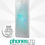 Sony Xperia XZ2 Liquid Silver upgrades