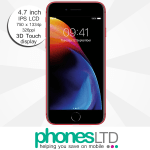 iPhone 8 64GB (Product) Red deals