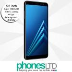 Samsung Galaxy A8 Black deals