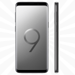 Samsung Galaxy S9 Titanium Grey Upgrade Deals