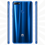 Huawei Y7 2018 Blue contract deals