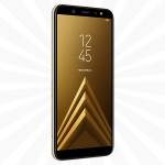 Samsung Galaxy A6 2018 Gold deals
