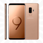 Samsung Galaxy S9+ (S9 Plus) 256GB Sunrise Gold contract deals