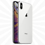 iPhone XS Max 64GB Silver deals